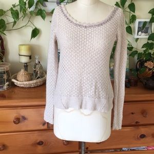 Free people sweater size S